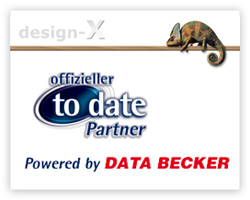 web to date von Data Becker